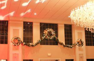 ballroom wall wreathes b